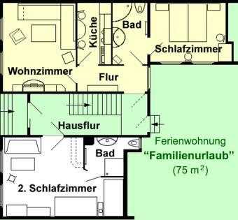 Angebot 1 Ferienwohnung in Thüringen - Bild 1