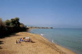 Kreta Urlaub mit Hund Ferienwohnungen am Sandstran Ferienwohnung  Kreta - Bild 3