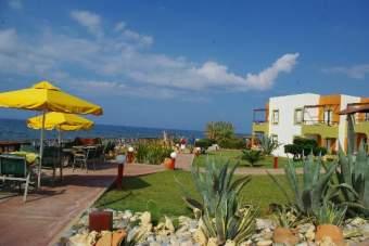 Kreta Urlaub mit Hund Ferienwohnungen am Sandstran Ferienwohnung  Kreta - Bild 6