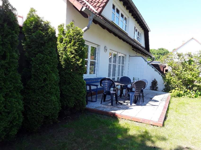 Feirenhaus mit Terrasse