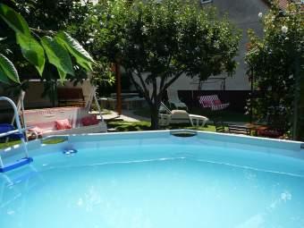 Ferienhaus in Ungarn am Balaton mit Pool Ferienhaus  - Bild 1