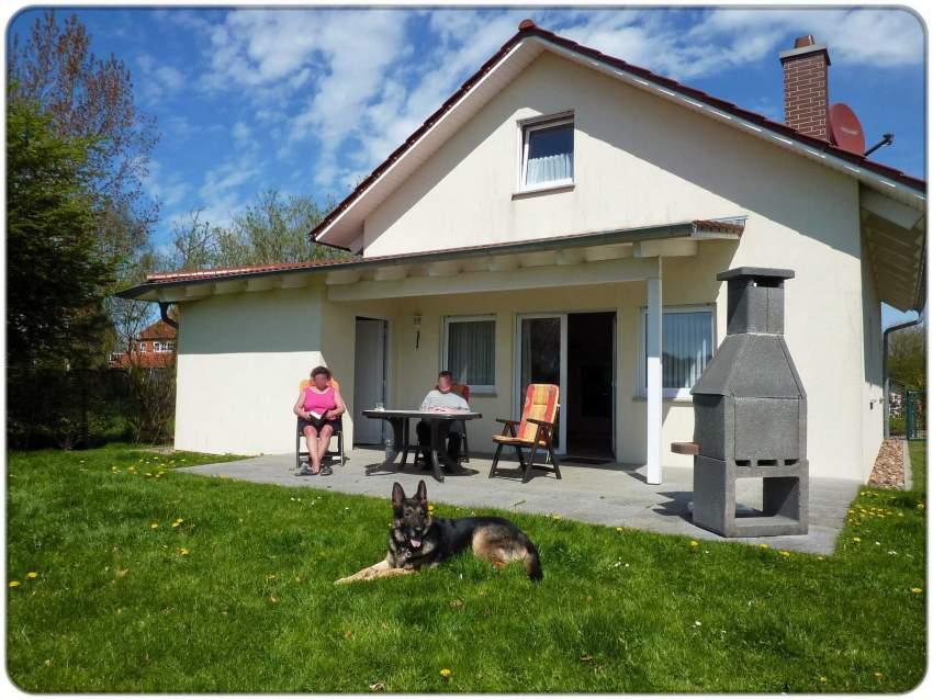 Terrasse Haus Gudrun