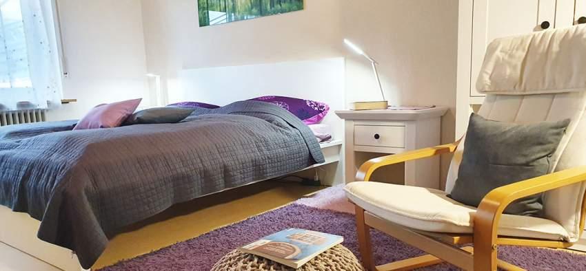 das Schlafzimmer – erholsam & entspannend