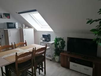 Schöne Dachgeschoßwohnung für 2 bis 3 Personen Ferienwohnung in der Eifel - Bild 3