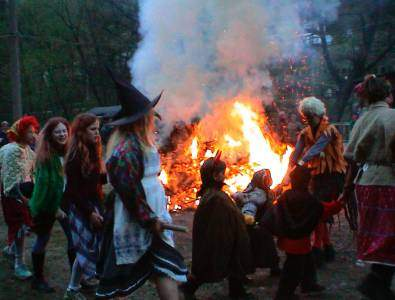 Walpurgisnacht in Altenbrak (30.04.)