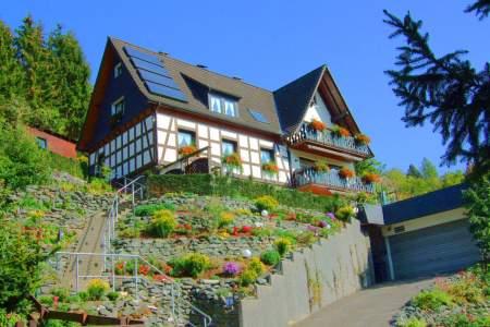 Ferienwohnung **** Haus Koester - Sauerland  Winterberg Winterberg Hallenberg