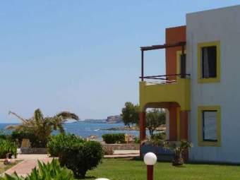 am Strand von Chrisi Amo Ferienwohnung  Kreta - Bild 4
