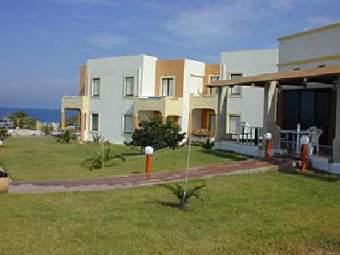 am Strand von Chrisi Amo Ferienwohnung  Kreta - Bild 6