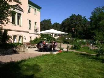 Therese-Malten-Villa Dresden Pension  - Bild 9